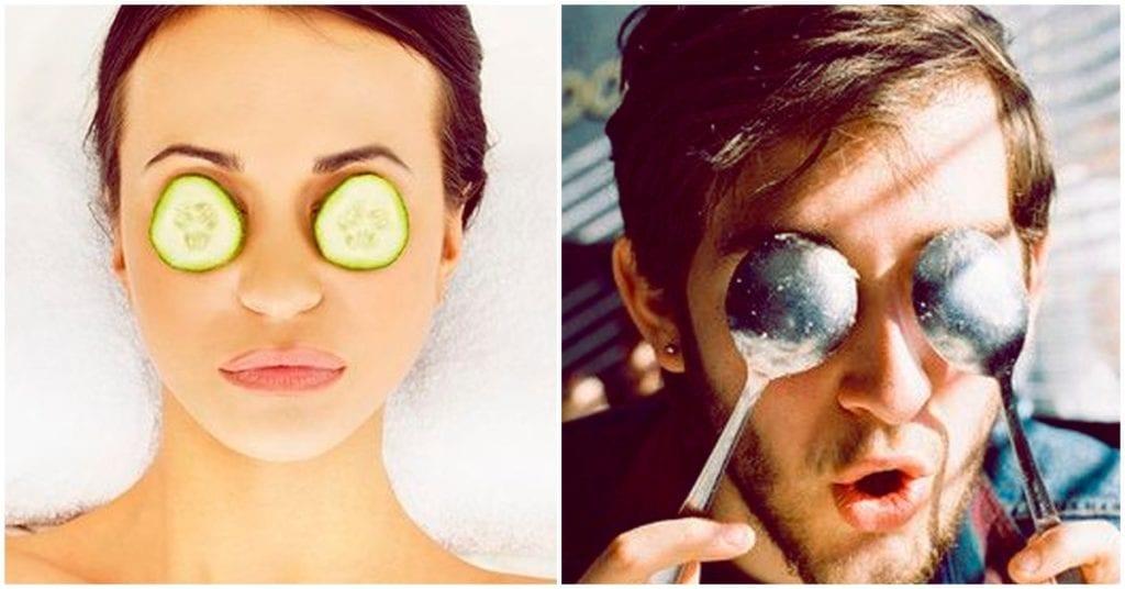 Tips para que tus ojos no se enrojezcan luego de que te maquillas