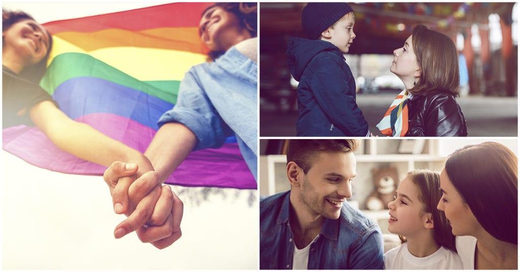 Tips para hablar con tus hijos sobre homosexualidad