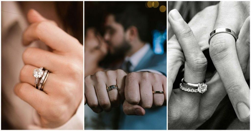 Cómo escoger las argollas de matrimonio