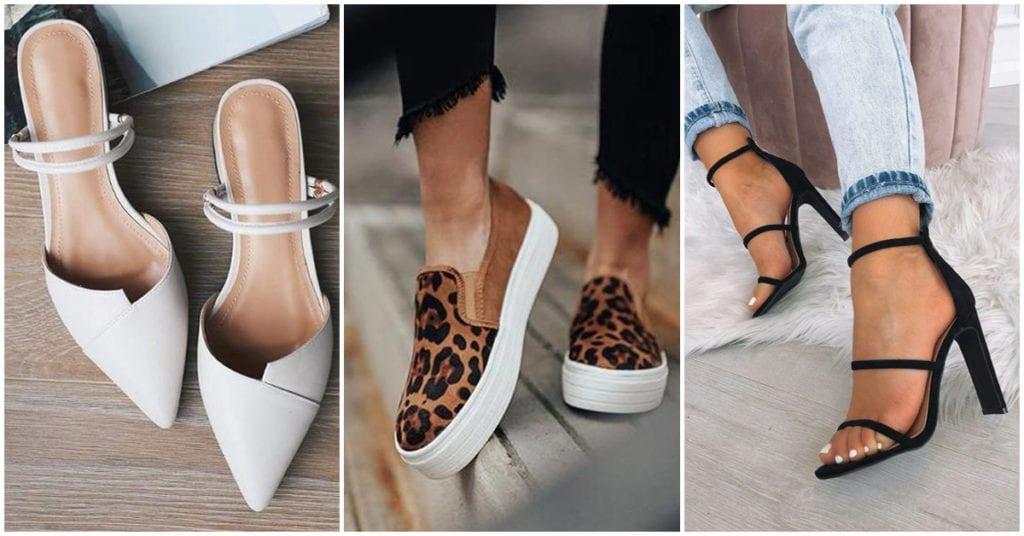 Zapatos para lucir guapa y caminar sin problemas todos los días