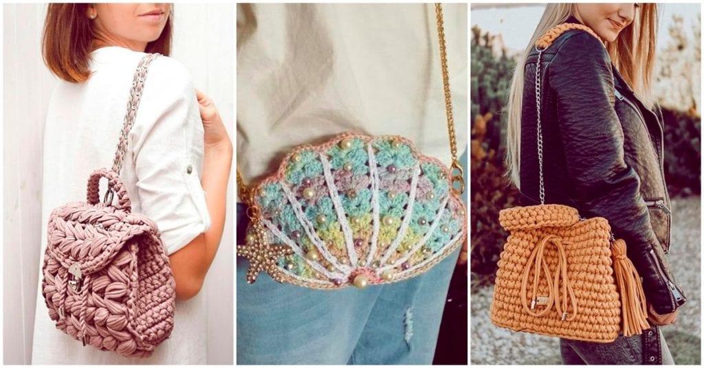 Bolsos tejidos que puedes agregar a tus outfits