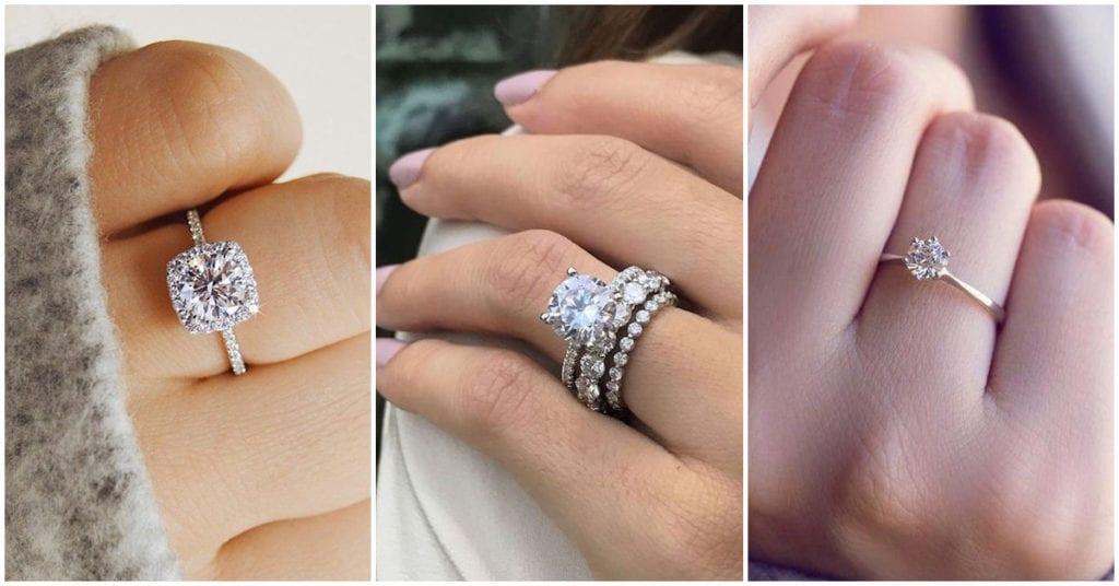 Quizz : qué anillo de compromiso va más con tu estilo