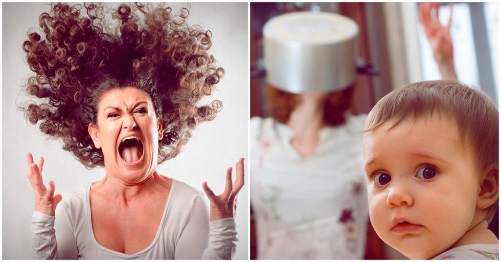 Cómo ser madre y no perder la cabeza en el intento