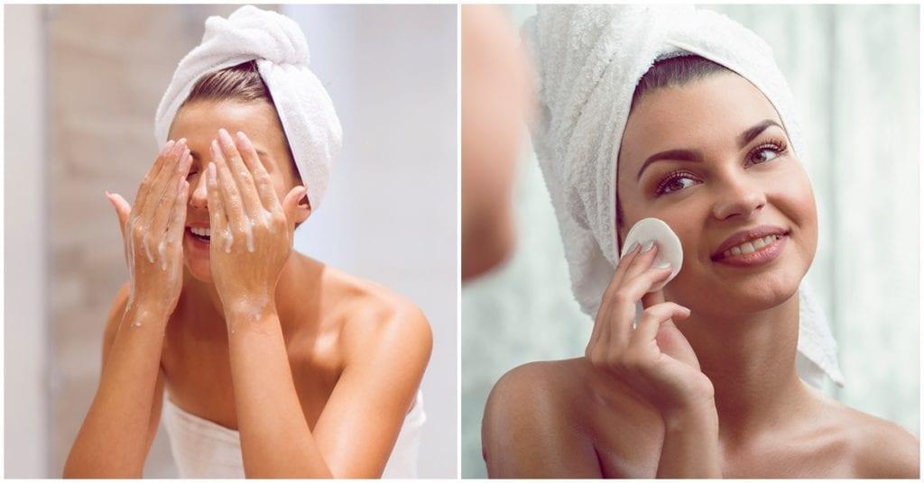 Cómo limpiar tu piel a profundidad, paso a paso