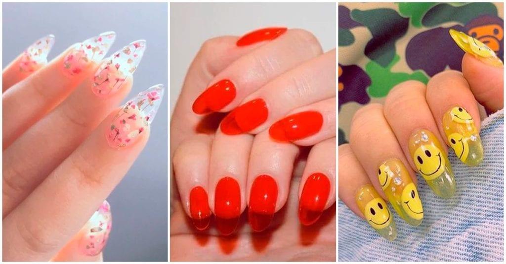Uñas gelatina, la nueva tendencia para tus manos