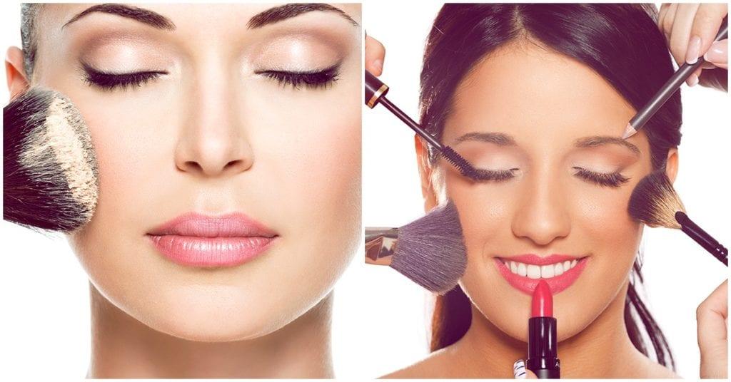 Cómo evitar el brillo en la piel al usar makeup