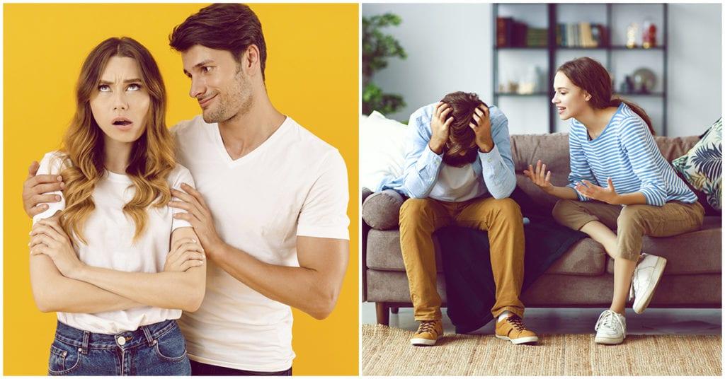 Deja de culpar a tu novio ¡El no tiene toda la culpa!