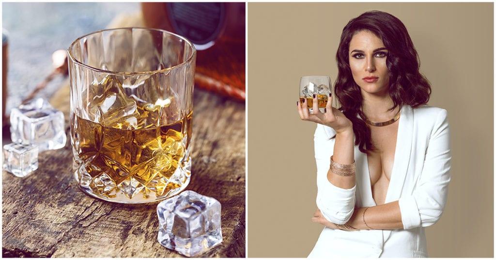 Beneficios que tiene el beber una copa de whiskey