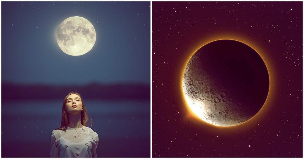 El primer eclipse lunar del año y cómo afectará en tu signo