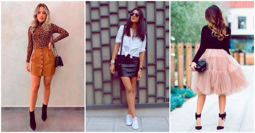 Errores que debes evitar al usar falda