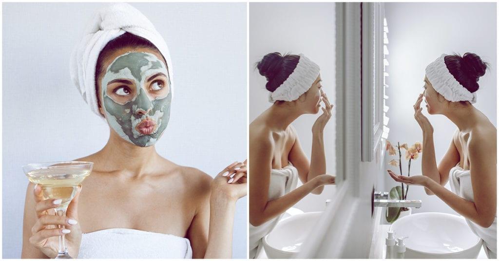 Rituales para darle a tu piel un cuidado extra ¡Para iniciar el año!