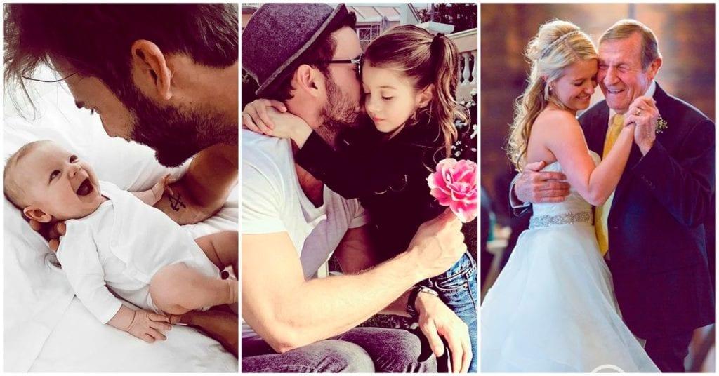 La relación con papá es importante para la forma en que nosotras nos relacionamos con los hombres