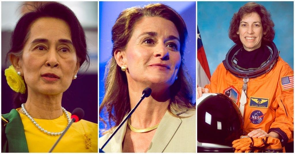 Mujeres que son un ejemplo para todas nosotras, ¡claro que podemos cumplir lo que soñemos!