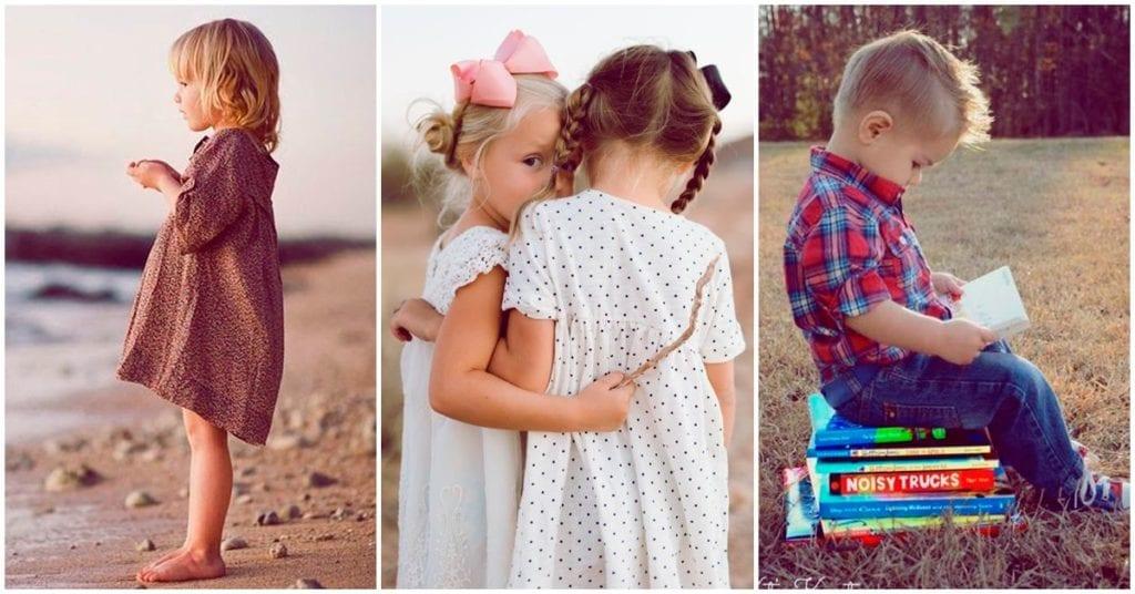 Fotos de tus hijos que no deben estar en redes sociales