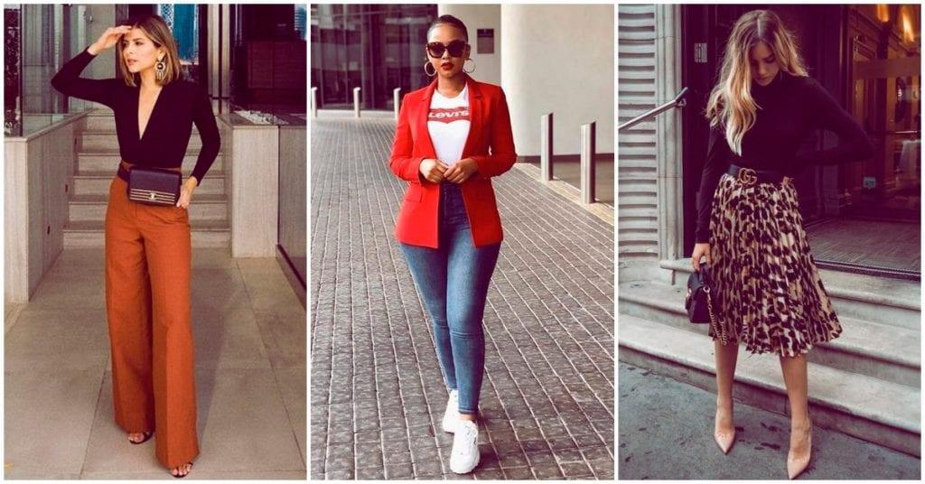 Cómo transformar tu look de día en outfit de noche