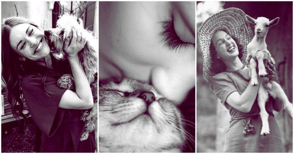 Si amas a los animales la felicidad en tu vida está asegurada