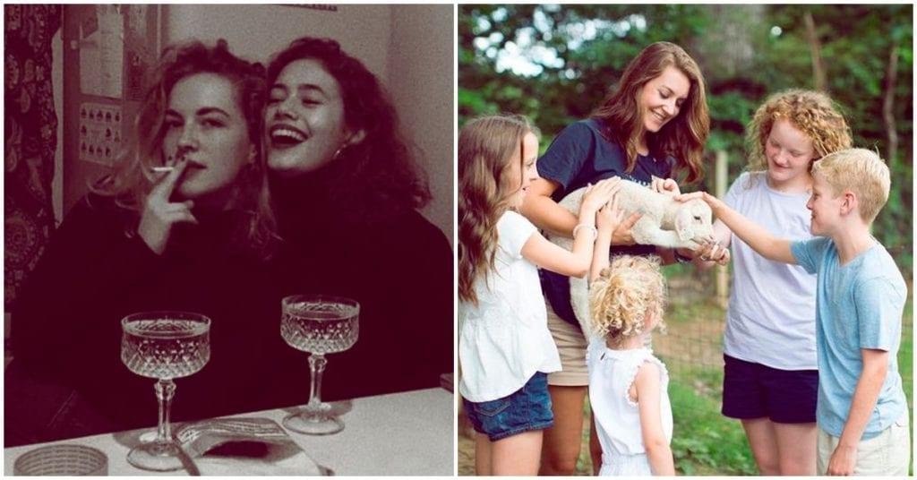 Agradezco a esas amigas que aman a mis hijos como si fueran suyos (y de hecho ellas no tienen hijos)