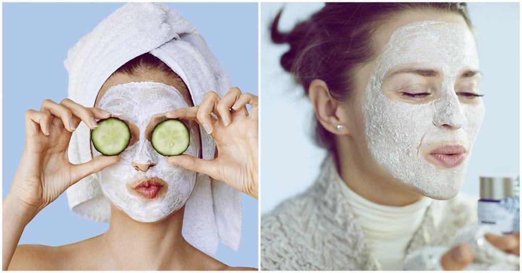 Esta mascarilla casera elimina los vellitos de tu cara