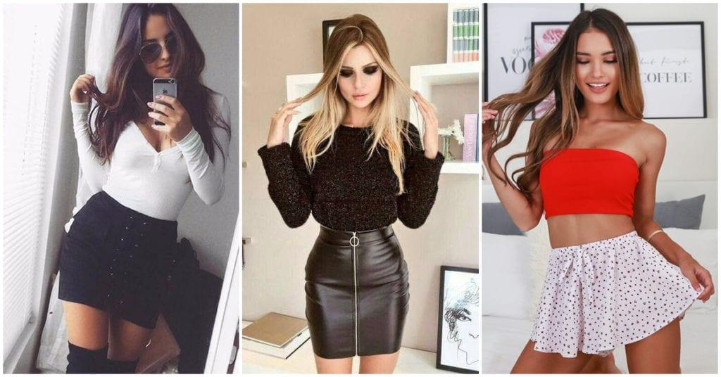 Todo lo que debes saber de las mini faldas según una experta en moda