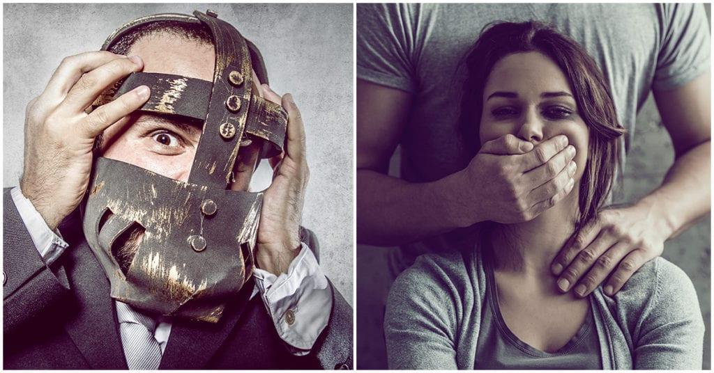 ¡Atentas todas! : Señales de que tu novio es un psicópata