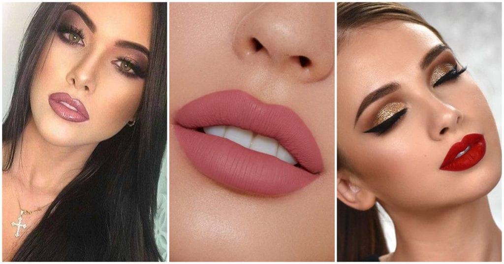 Colores de labios que nunca pasarán de moda