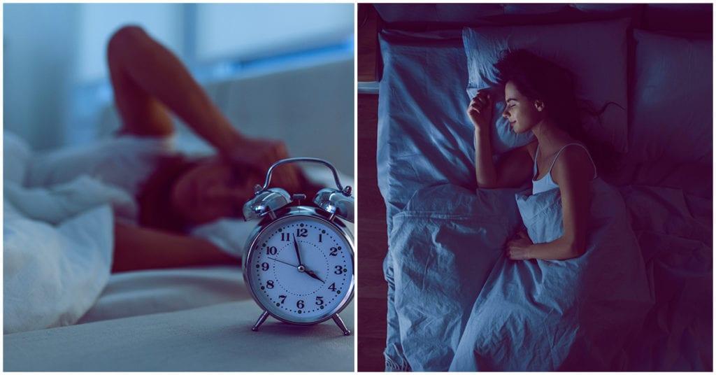 Porque te sientes más cansada cuando duermes de más