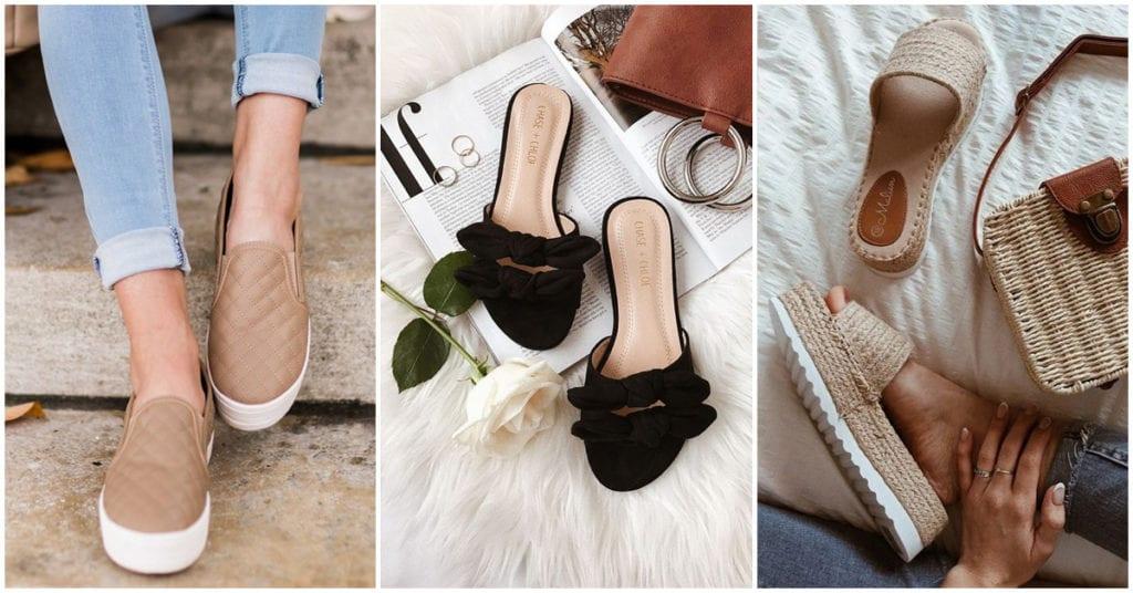 Sandalias y zapatos para combinar todas tus prendas de primavera