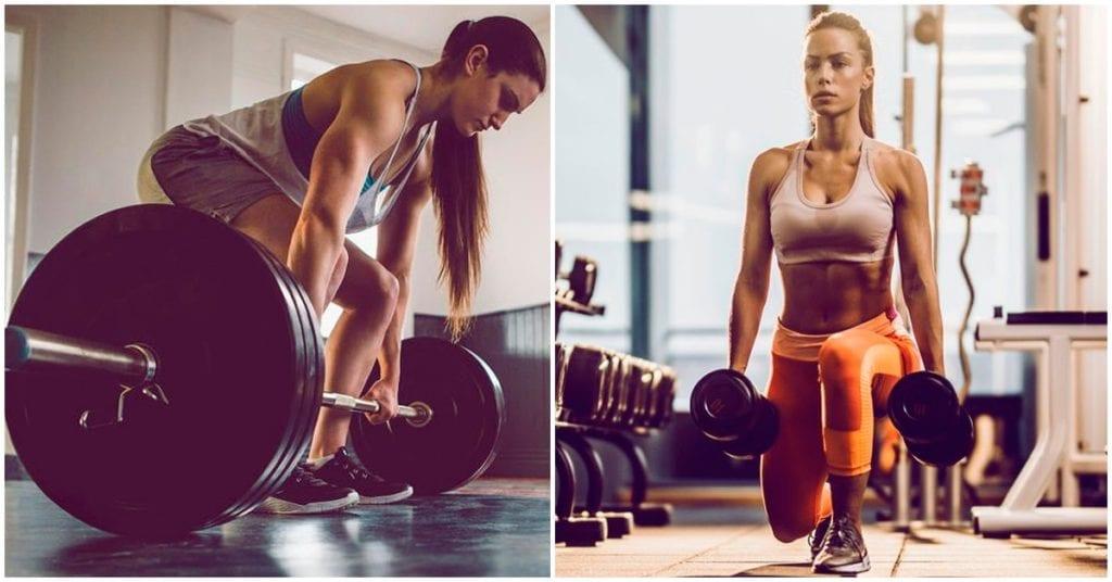 5 razones por las que debes empezar a levantar pesas, ¡a la de ya!