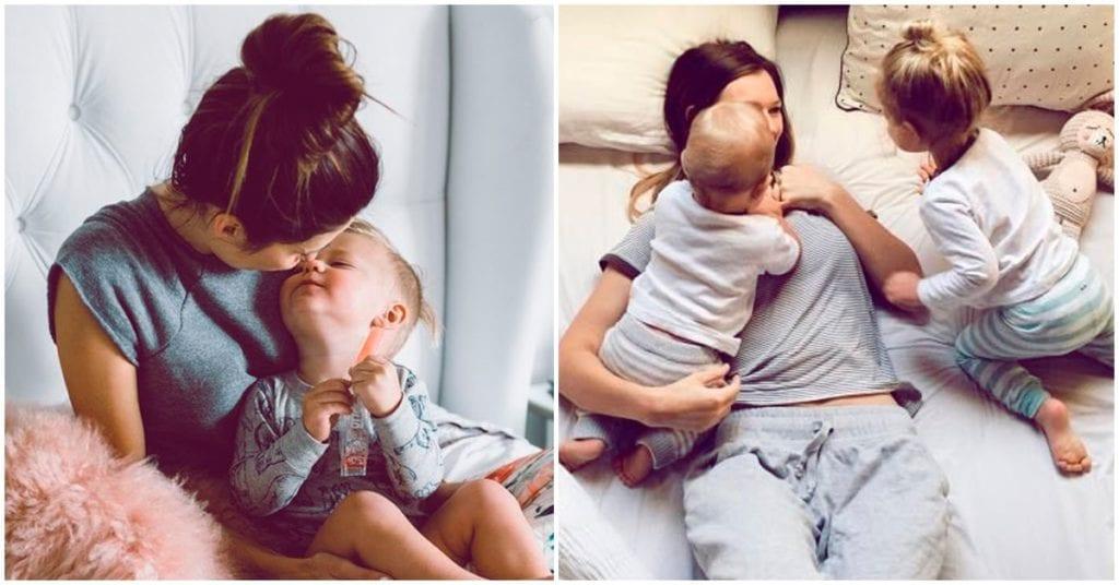 Jamás intentes vivir tu vida a través de tus hijos