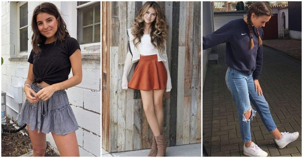 Tips para vestirte cuando eres teen y no te queda nada