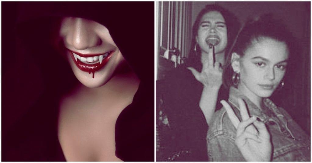 """Señales de que tu """"amiga"""" es un vampiro emocional"""