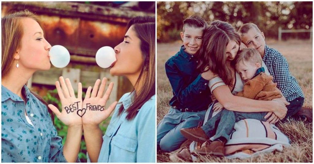 Cuidar a tus hijos con tu mejor amiga, la nueva forma de co-crianza