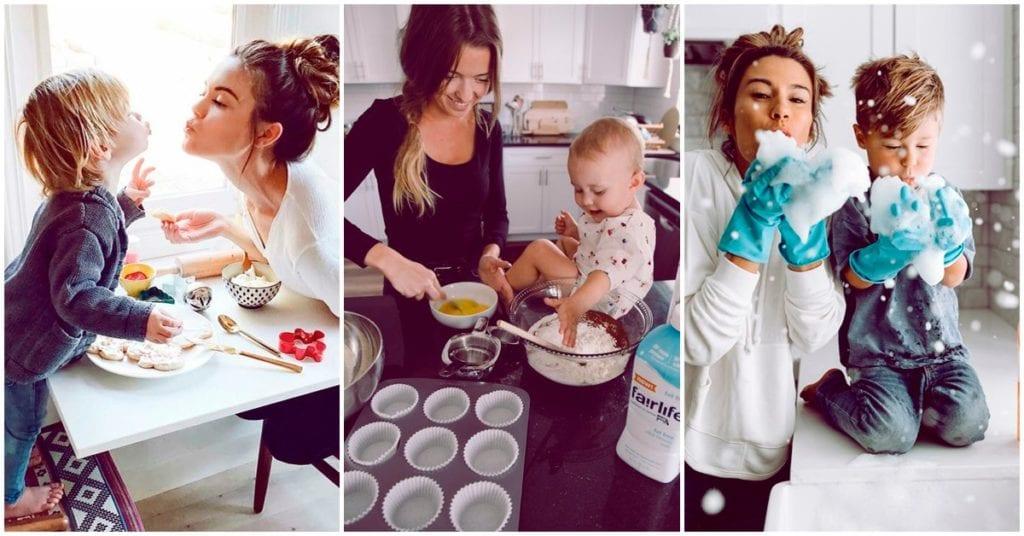 Razones por las que muchos piensan que soy una mala madre (y no me importa que lo crean)