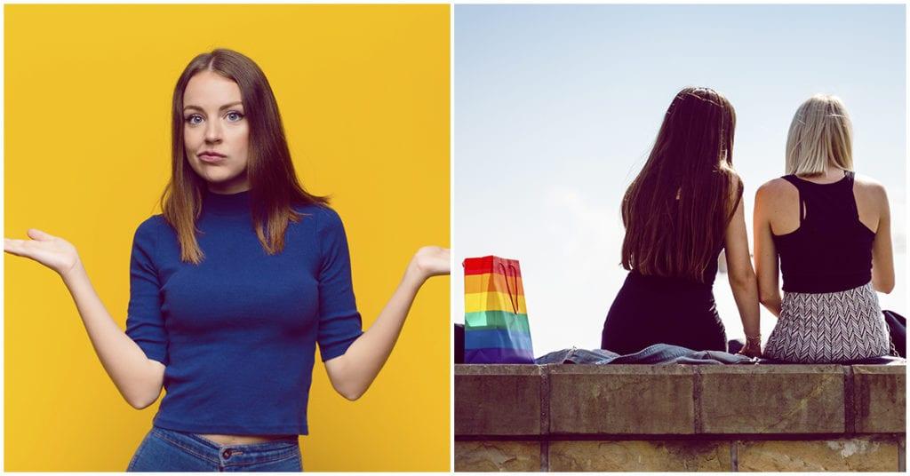 Soy mujer y esta es la historia de como me di cuenta de que ¡definitivamente soy hetero!