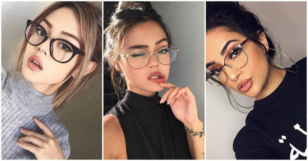 Cómo maquillarte paso a paso si tienes anteojos
