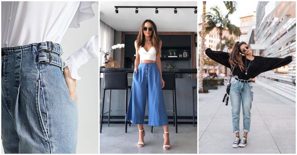 Los jeans que van a estar de moda este 2020