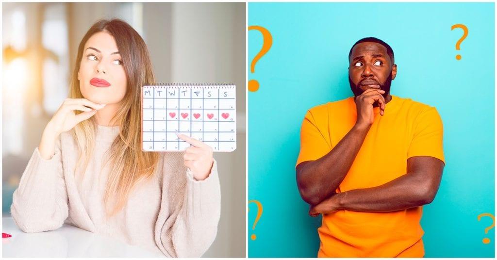 7 cosas que los hombres no entienden de la menstruación