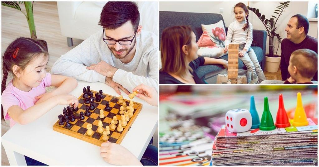 Juegos que debes tener para pasar un buen rato en familia