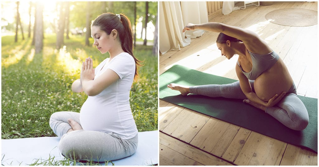 How to care for our mental health during pregnancy.