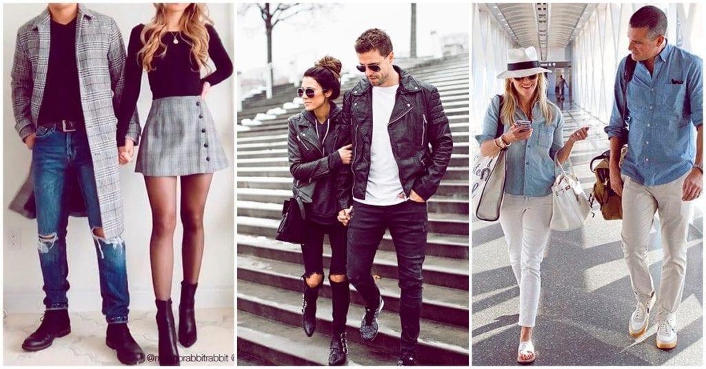 Outfits en pareja según la ocasión