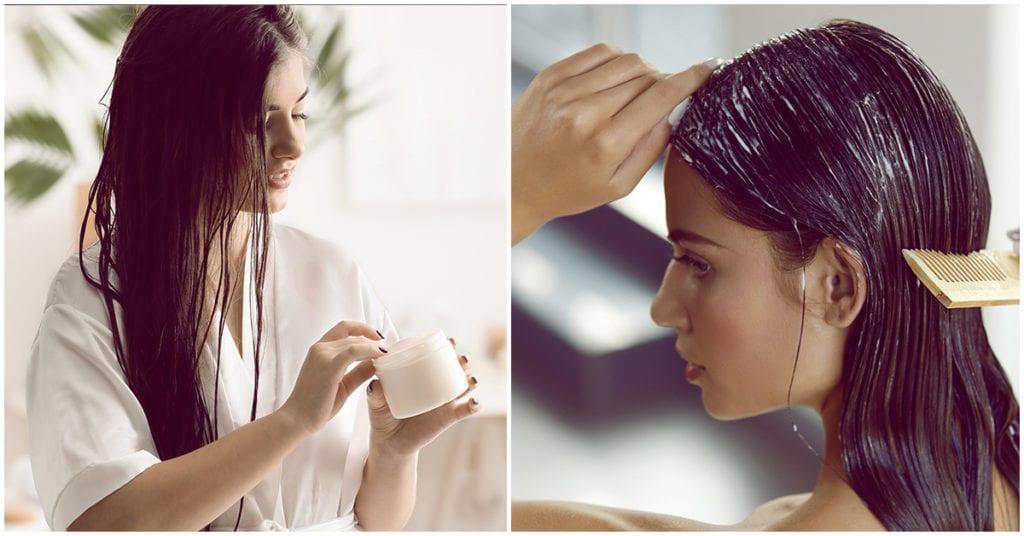 DIY aclarante de cabello de manera natural