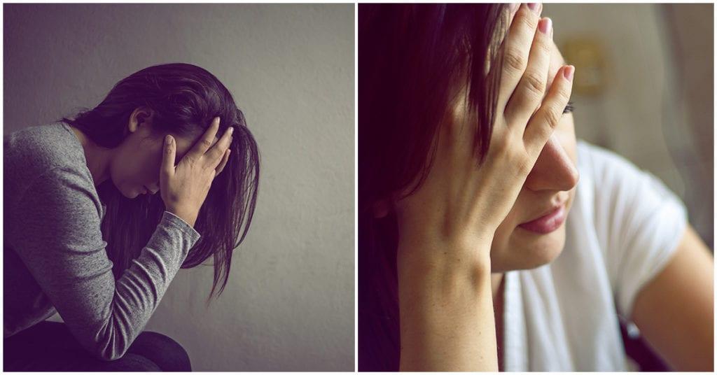 Esto es lo que debes hacer si tienes una amiga que sufre depresión