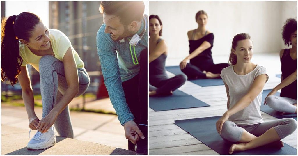 Hacer ejercicio 30 minutos es saludable ¿o no?