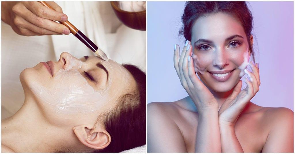 Facial con oxígeno para eliminar las manchas de tu cara