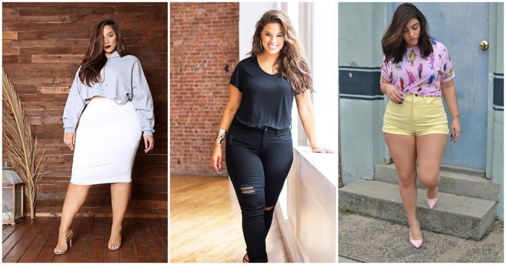 Problemas de moda en chicas curvy, ¡olvídate de ellos!
