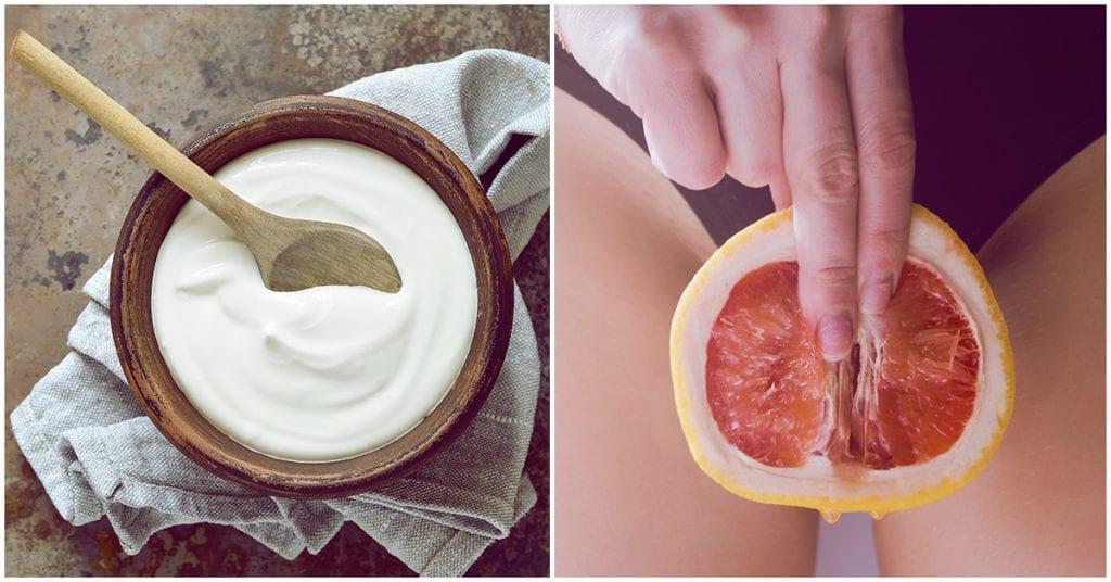 Los mejores y peores alimentos para tu vagina ¡Es enserio!