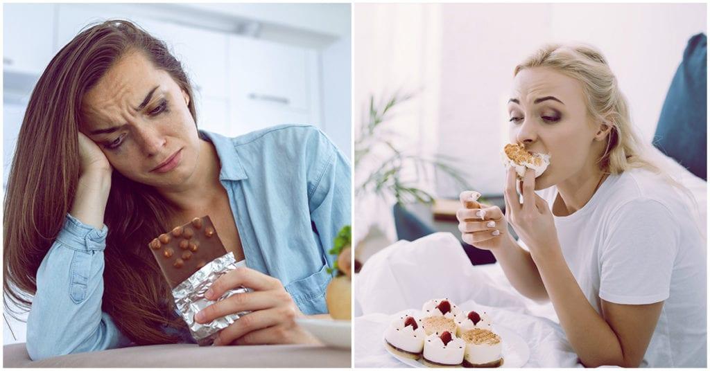 Cómo evitar comer por ansiedad