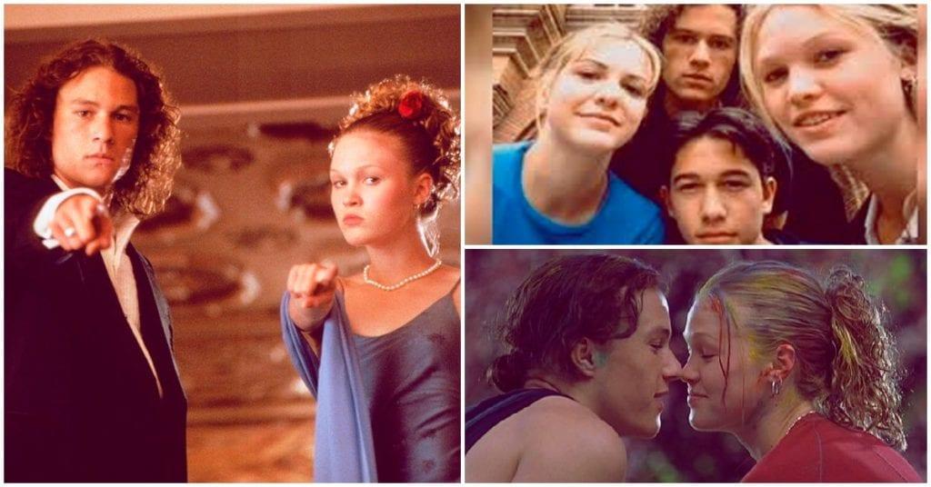 """Justo en la nostalgia, así lucen los prota de """"10 cosas que odio de ti"""" 20 años después del estreno"""