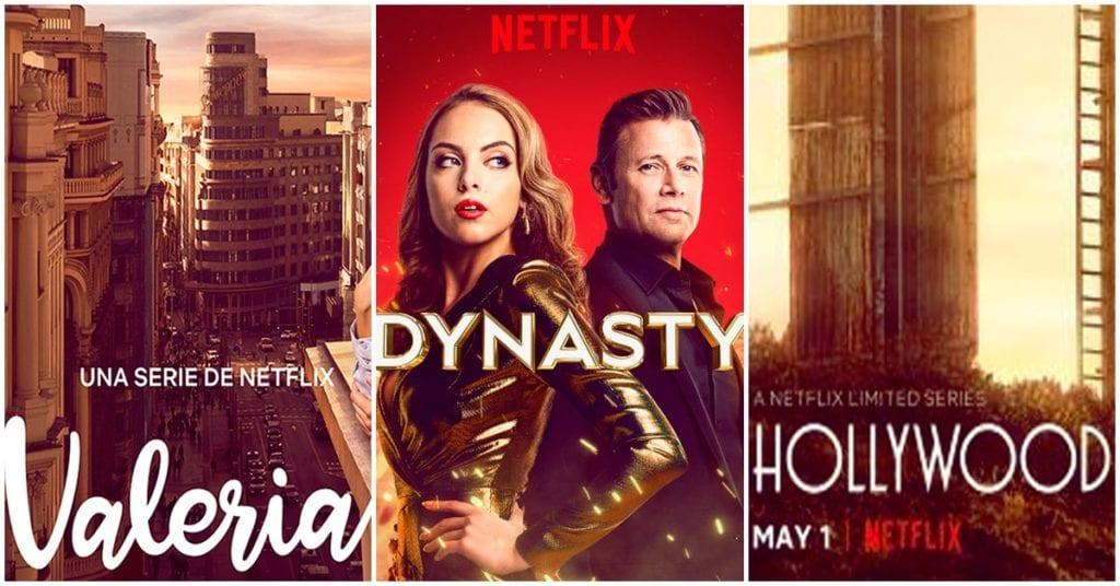 Series que no puedes perderte este mes (algunos son estrenos y otras grandes recomendaciones) para pasar la cuarentena