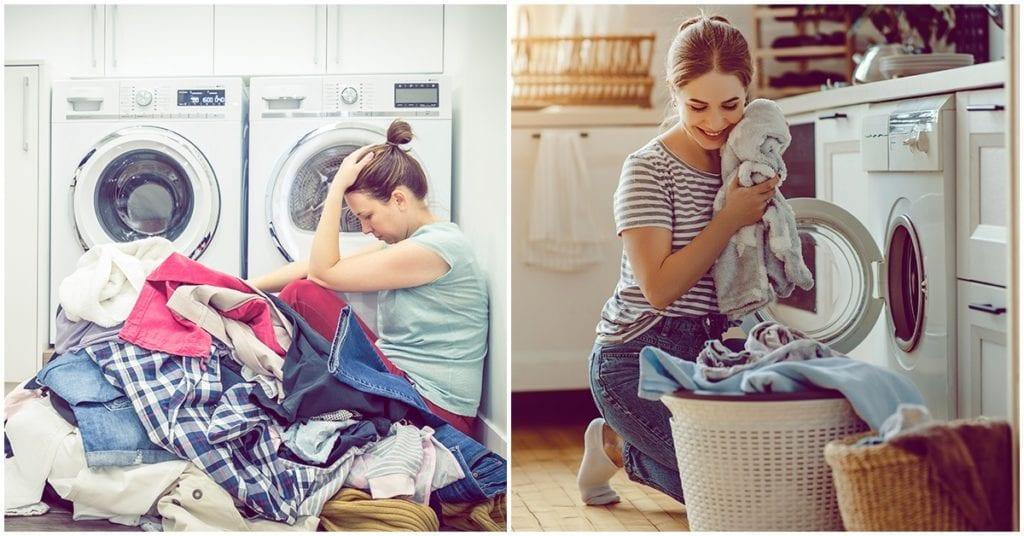 Cómo desinfectar tu ropa de manera correcta